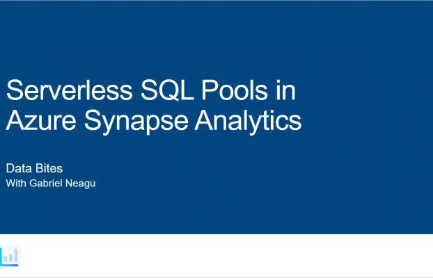 Serverless SQL Pools